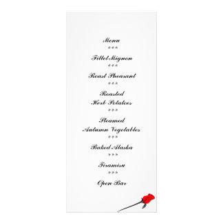 Ajedrez y boda gótico de los rosas lonas