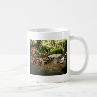 Ajedrez y rosas taza