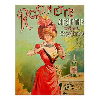 Ajenjo 1823 de Rosinette Postales