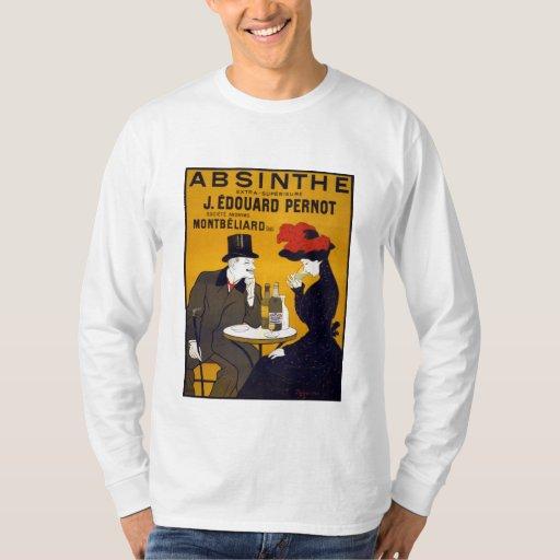 Ajenjo C. adicional-supérieure 1900 Camisas