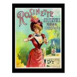 Ajenjo de Rosinette Postal
