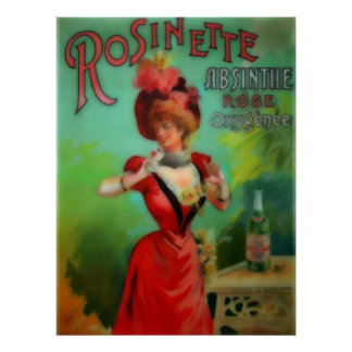 Ajenjo Rosinette Impresiones