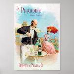 Ajenjo Supérieure de Picardine del La Poster