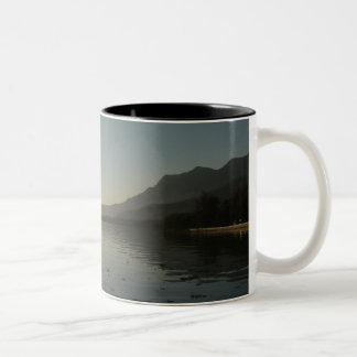 Ajijic, jalisco sunset mugs
