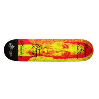 AJR Boards- Respect My Skate Game Skateboard Deck