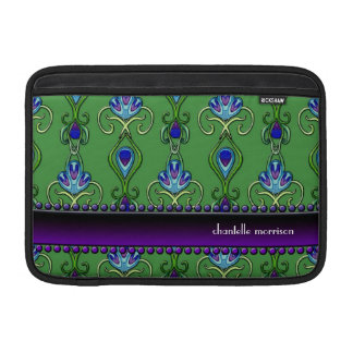 AJR-PAPER-Art-Nov-Peacock-Feathers-3b2.jpg MacBook Air Sleeve