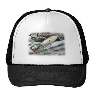 AJS Saltwater Lure Popper Coordinating Items Trucker Hat