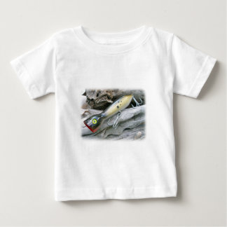 AJS Saltwater Lure Popper Coordinating Items T Shirts