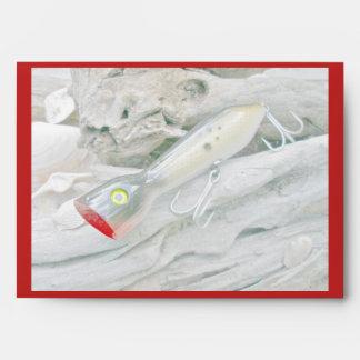 AJS Saltwater Lure Popper Mullet Envelope