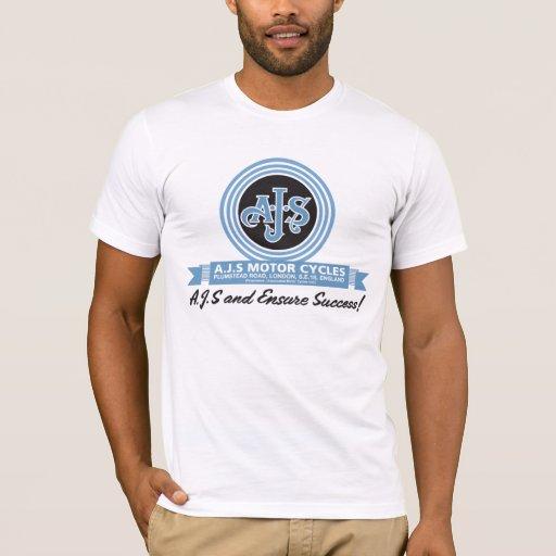 Zazzle AJS T-shirt