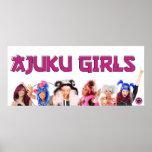 AJUKU GIRLS 2013 GROUP POSTER