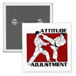 Ajuste de la actitud pin