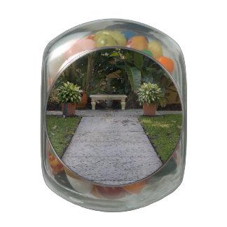 Ajuste pacífico jarras de cristal