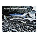 Ajuy Fuerteventura postcard