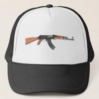 AK47 Assault rifle Trucker Hat