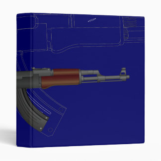 AK47 BluePrint Binder
