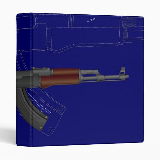 AK47 BluePrint Binder