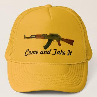 ak47, Come and Take It Trucker Hat