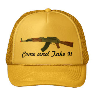 ak47, Come and Take It Trucker Hat