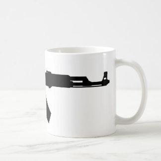 Ak47 Gun Coffee Mug