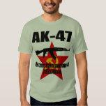 AK47 Red Star Z Shirt