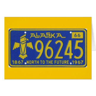 AK66 GREETING CARD