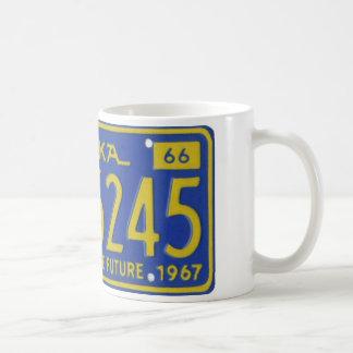 AK66 CLASSIC WHITE COFFEE MUG