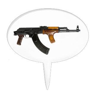 AK-47 FIGURA PARA TARTA