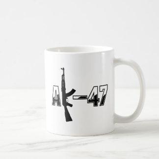 AK-47 AKM Assault Rifle Logo Mugs