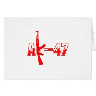AK-47 AKM Assault Rifle Logo Red.png Card