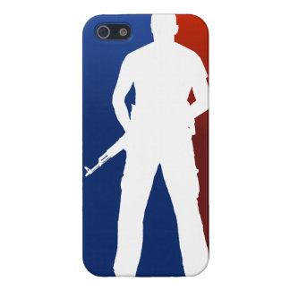 AK-47 - alcalde League iPhone 5 Carcasa