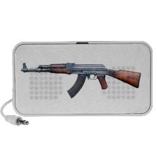 AK-47 ALTAVOZ DE VIAJE
