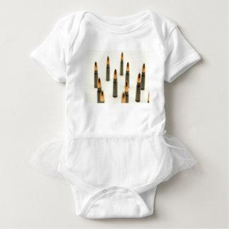 AK-47 Ammo Bullet AK47 Cartridge 7.62x39 Baby Bodysuit