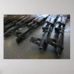AK-47 Assault Rifles Print