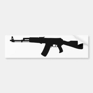 AK - 47 BUMPER STICKER