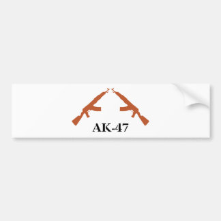 AK-47 PEGATINA PARA AUTO