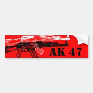 AK 47 PEGATINA PARA AUTO