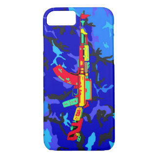 AK-47 Camouflage iPhone 7 Case