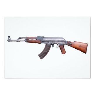 AK-47 CARD