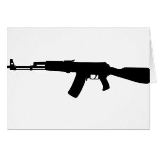 AK - 47 CARD