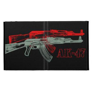 AK 47 iPad FOLIO CASES