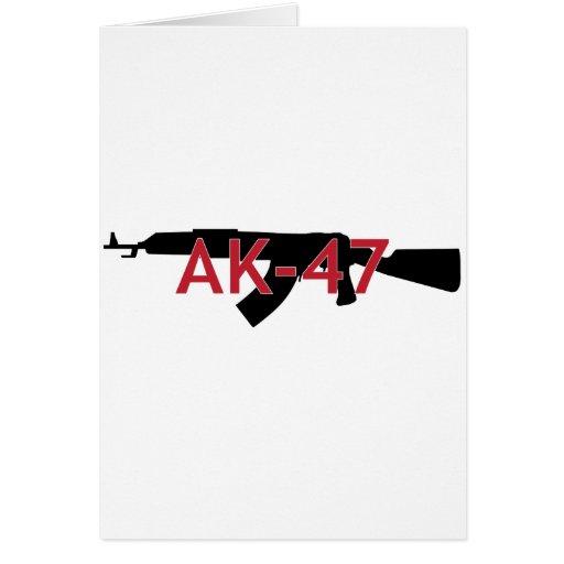 AK-47 FELICITACIÓN