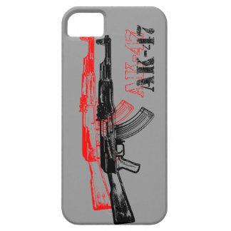 AK 47 iPhone 5 CÁRCASA