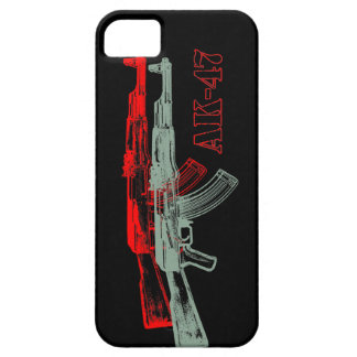 AK 47 iPhone 5 FUNDAS