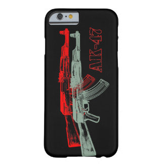 AK 47 FUNDA PARA iPhone 6 BARELY THERE
