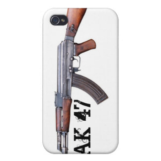 AK-47 iPhone 4/4S CARCASAS