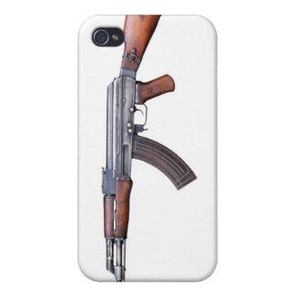 AK-47 iPhone 4 FUNDAS