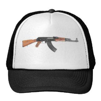 AK 47 GORROS BORDADOS