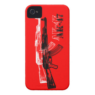 AK 47 iPhone 4 Case-Mate CASE