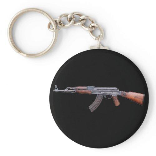 AK-47 Key Chain keychain
